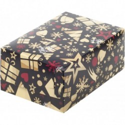 Коробка для капкейков «Ёлка»