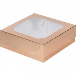 Коробка для зефира 20×20×7...