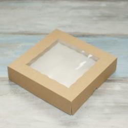Коробка для пряников 20×20×4