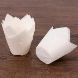 Форма Тюльпан белый