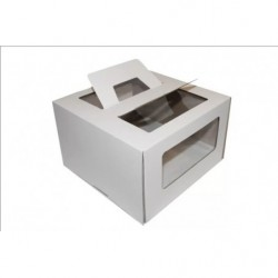 Коробка для торта 24×24×20...
