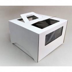 Коробка для торта 28×28×20...