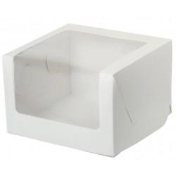 Коробка для торта 22×22×12...