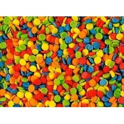 Посыпка конфетти, 80г
