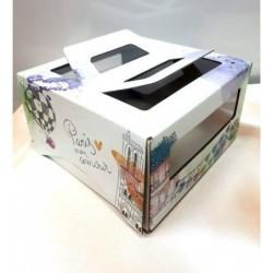 Коробка для торта 18×18×10...