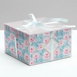 Коробка для капкейков «Для...
