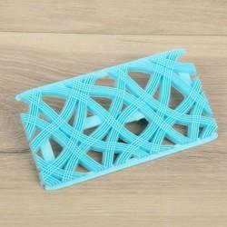 Штамп для мастики «Плетение»
