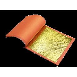 Пищевое золото лист, 14×14