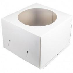 Коробка для торта 24×24×18...