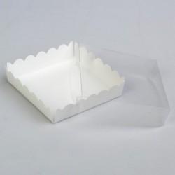 Коробка для печенья 15×15×3...