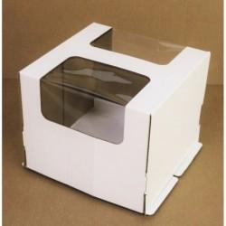 Коробка для торта 30×30×25...