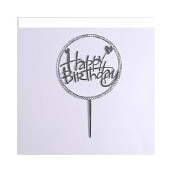 Топппер «СДнем рождения»...