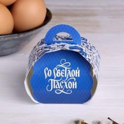 Коробка для яйца Узоры