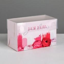 Коробка для капкейков...