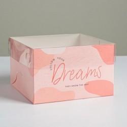 Коробка для капкейков «Dreams»