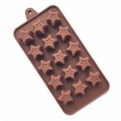 Форма для шоколада «Звезды»