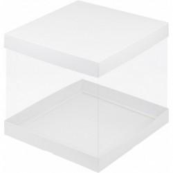 Коробка для торта 23,5×23,5×22