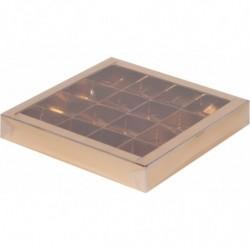 Коробка для конфет 20×20×3...