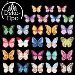 Вафельные бабочки...