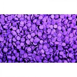 Конфетти фиолетовое 100г