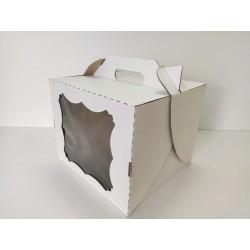 Коробка для торта 22×22×20...
