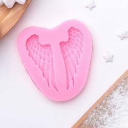 Молд силиконовый «Крылья»