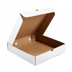 Коробка для пирога 25×25×5см