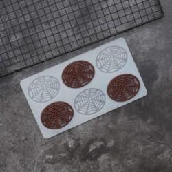 Мат для шоколада Паутинка