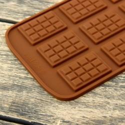 Форма для шоколада «Плитка...