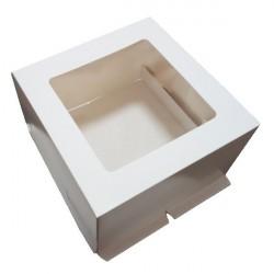 Коробка для торта 22×22×13...