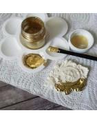 Пищевое золото/серебро